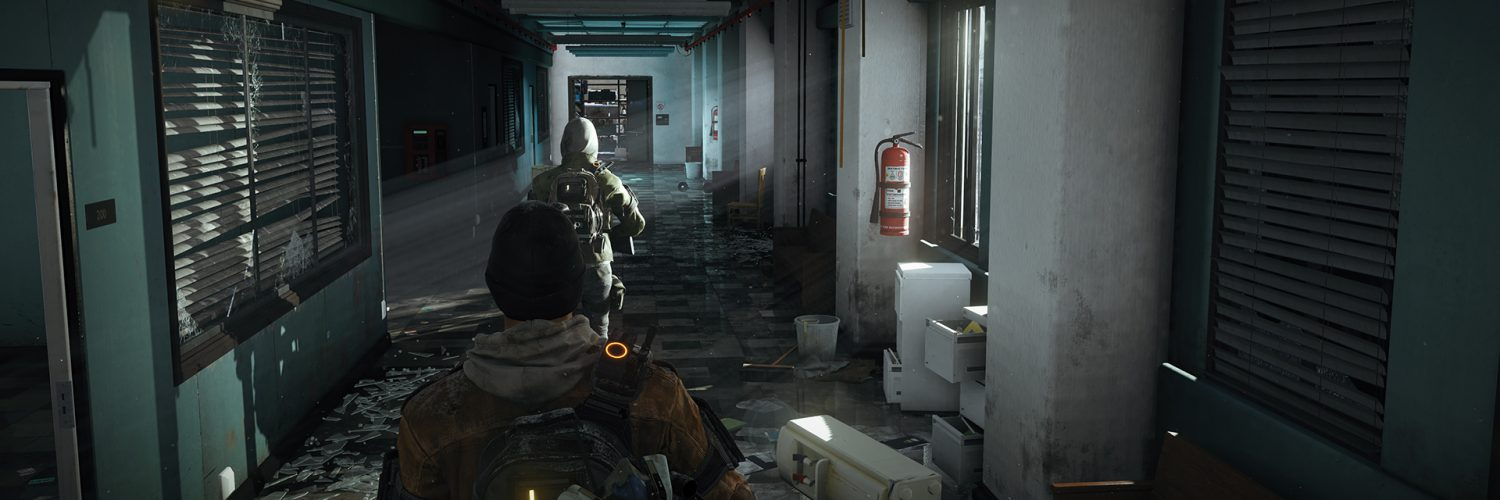 Tom Clancy's The Division - 1