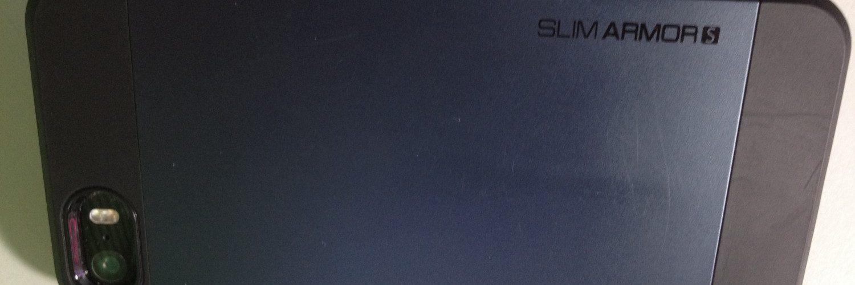 Vollbild Spigen Slim Armor Case